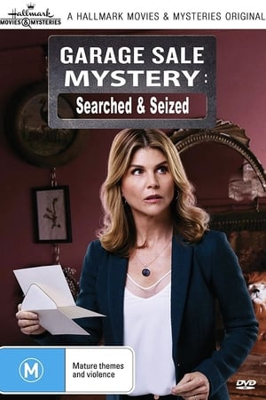 Garage Sale Mysteries: Searched & Seized