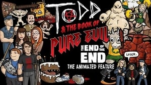 Todd and the Book of Pure Evil: The End of the End háttérkép