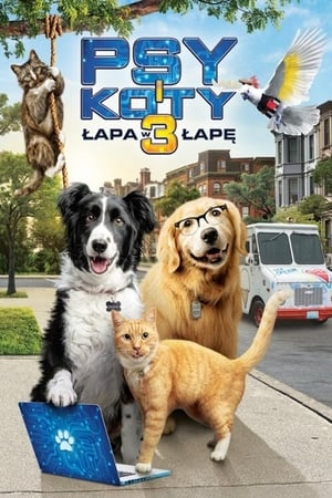 Cats & Dogs 3: Paws Unite poszter