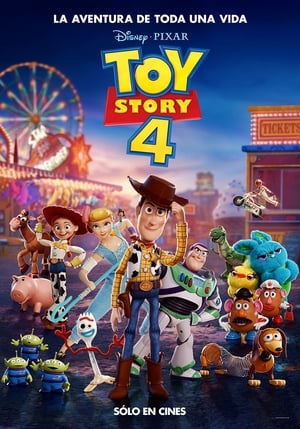 Toy Story 4 poszter