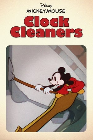 Clock Cleaners poszter