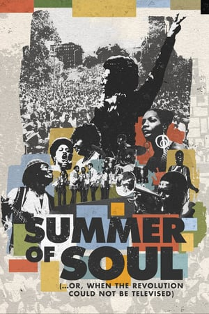 Summer of Soul (...Or, When the Revolution Could Not Be Televised) poszter