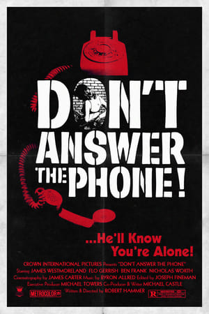 Don't Answer the Phone! poszter