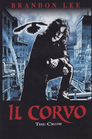 The Crow: Stairway to Heaven poszter