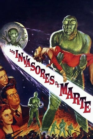 Invaders from Mars poszter