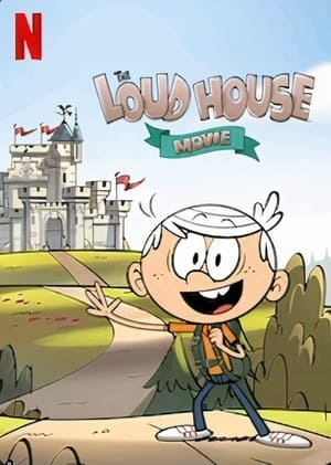 The Loud House Movie poszter