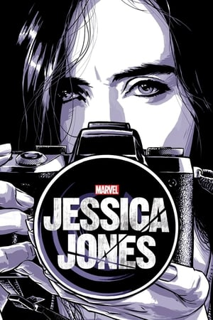 Marvel's Jessica Jones poszter