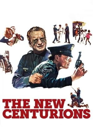 The New Centurions poszter