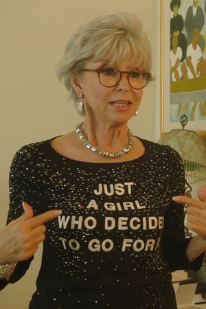 Rita Moreno: Just a Girl Who Decided to Go for It poszter