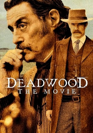 Deadwood - A film poszter