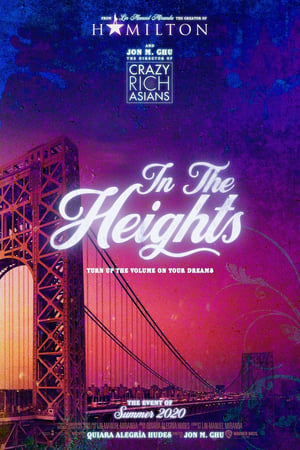 In The Heights poszter