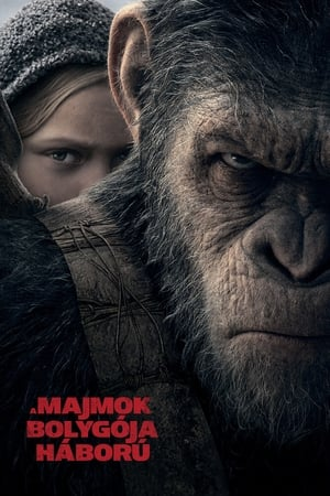 War for the Planet of the Apes poszter