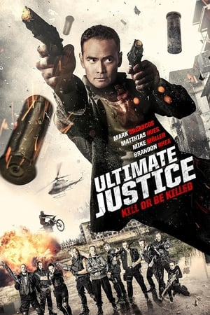 Ultimate Justice poszter