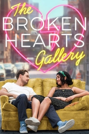 The Broken Hearts Gallery poszter