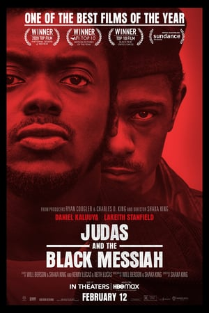 Judas and the Black Messiah poszter