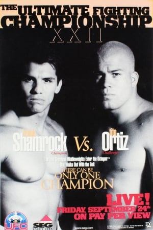 UFC 22: There Can Be Only One Champion
