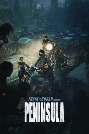 Train to Busan - Peninsula poszter