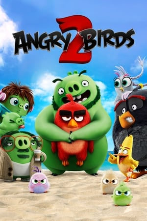 Angry Birds 2. - A film poszter