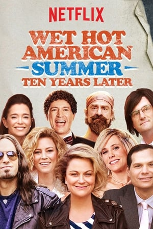 Wet Hot American Summer: Ten Years Later poszter