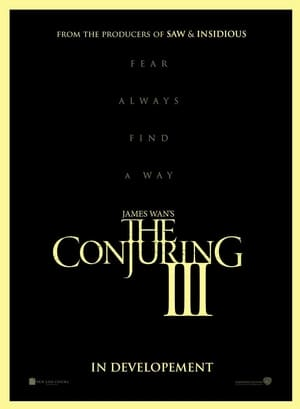 The Conjuring: The Devil Made Me Do It poszter