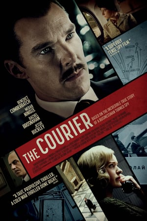 The Courier poszter