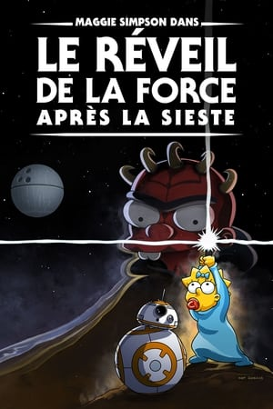 Maggie Simpson in The Force Awakens from Its Nap poszter