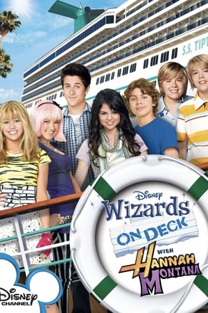 Wizards on Deck with Hannah Montana poszter