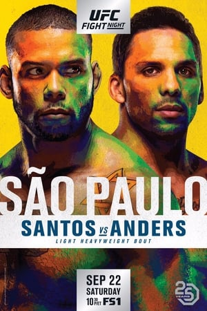 UFC Fight Night 137: Santos vs. Anders