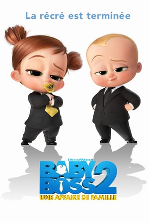 The Boss Baby: Family Business poszter