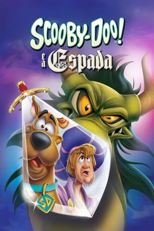 Scooby-Doo! The Sword and the Scoob poszter