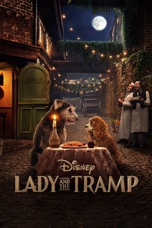 Lady and the Tramp poszter